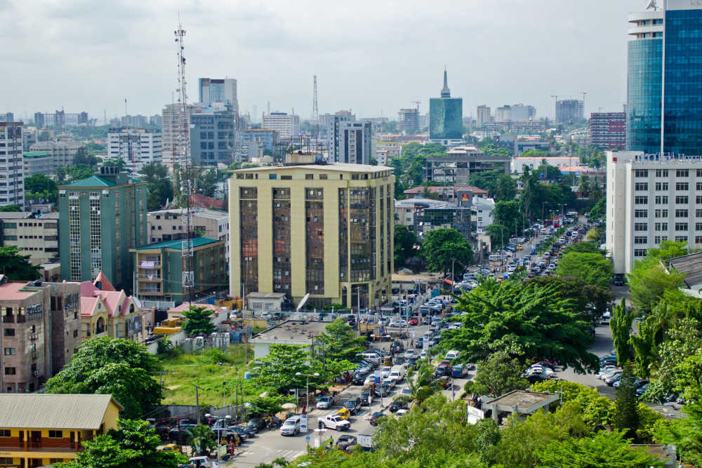 Cheap flights to Lagos