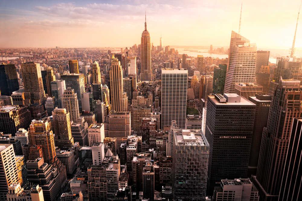 vliegticket new york ny