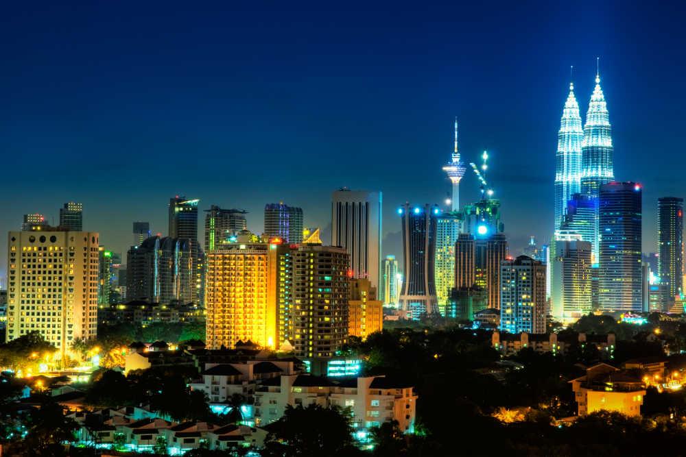 Vol Pas Cher Pour Kuala Lumpur | CheapTickets.be®