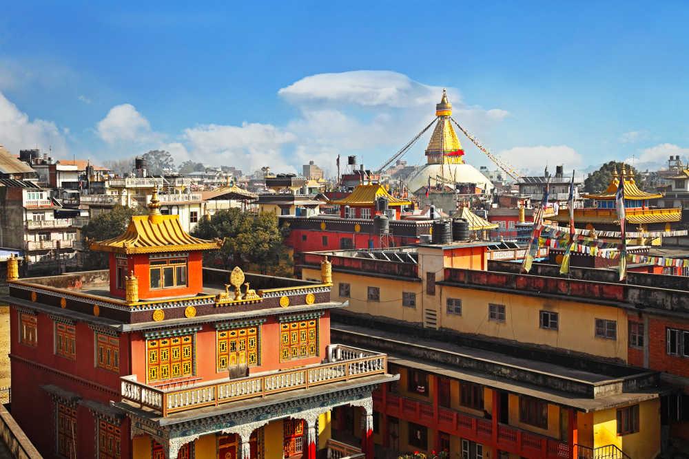 Royaume d'Asie dont la capitale est Katmandou