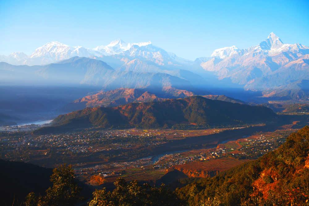 G 252 Nstige Fl 252 Ge Nach Nepal Buchen Auf Cheaptickets De