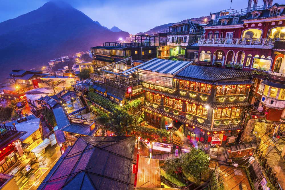 Taiwan Zeitzone