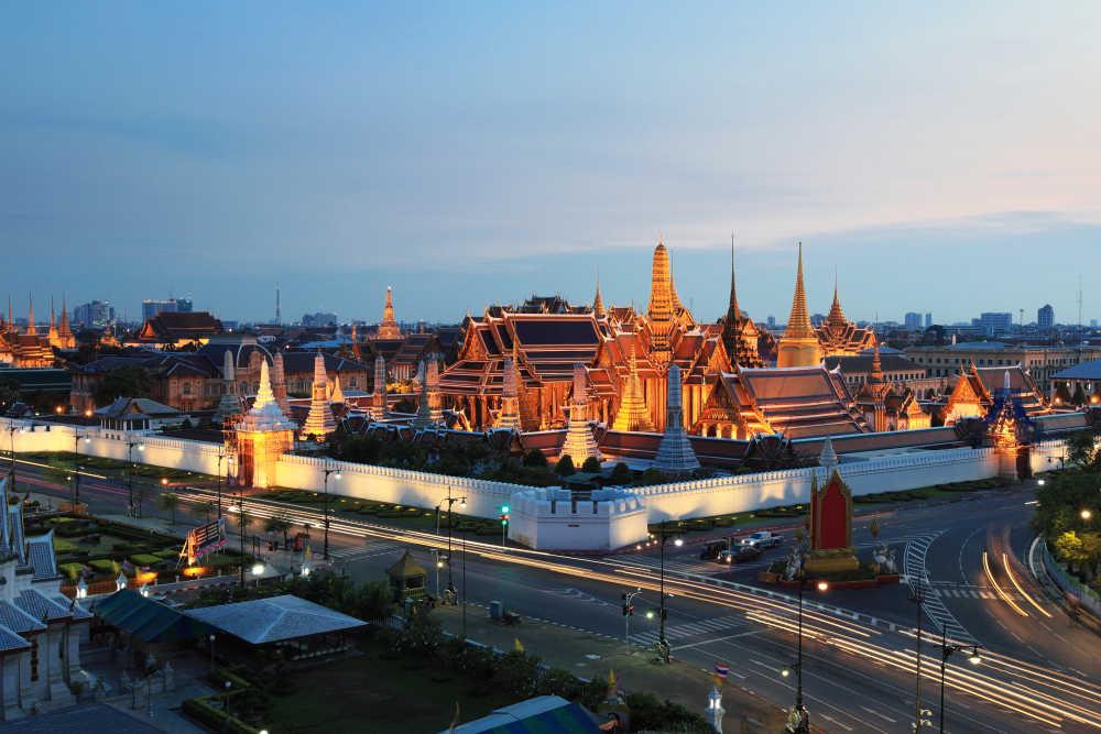 Flights to Bangkok   Vayama