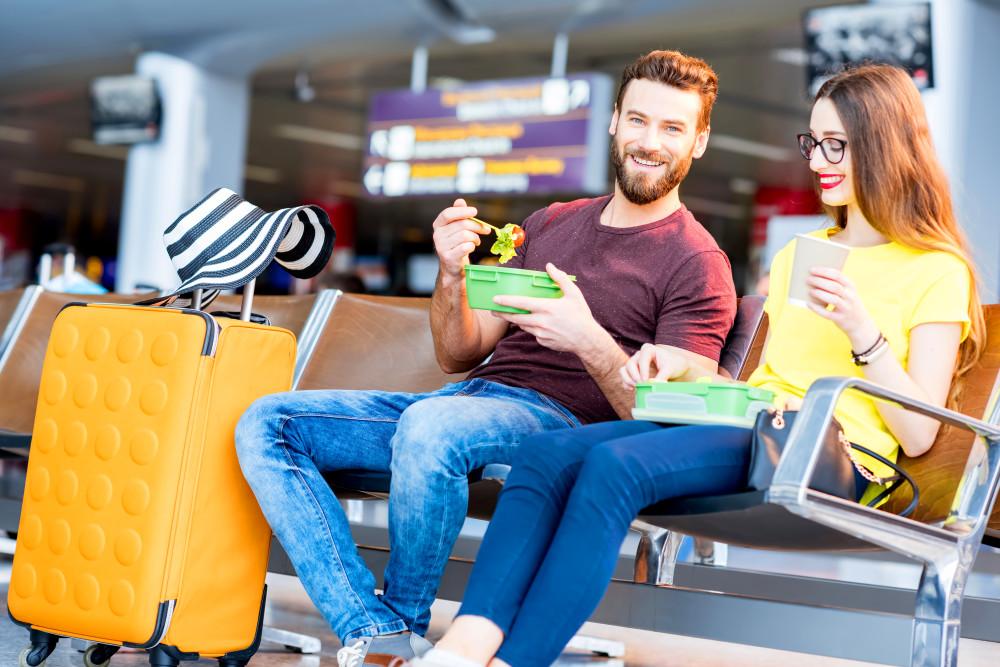 kaas meenemen in vliegtuig