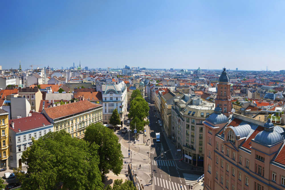 Flights Vienna - Cheap flights Vienna | CheapTickets.nl