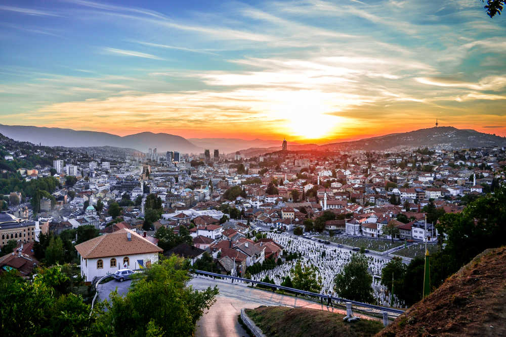 Sarajevo The Siege