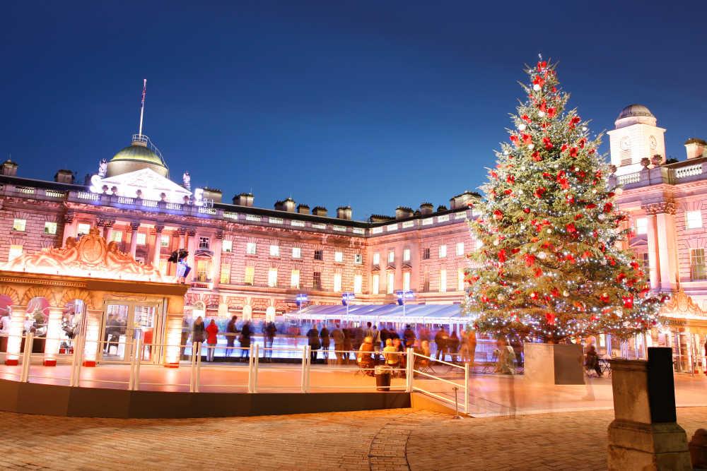 Kerstshoppen In Londen Cheaptickets Nl