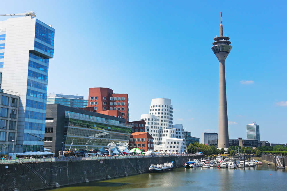 Flights to Dusseldorf | CheapTickets.nl