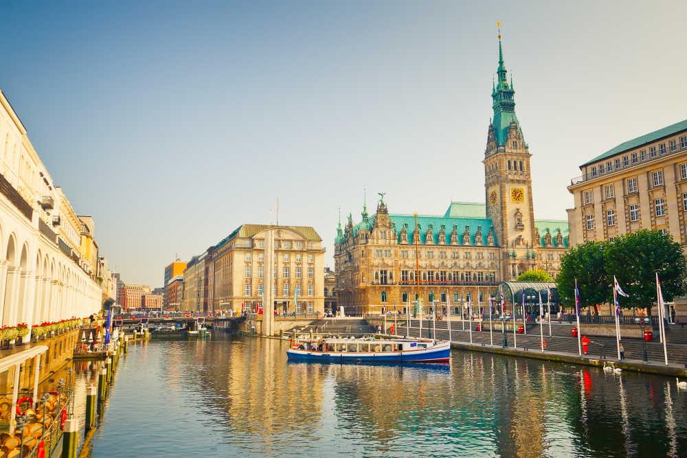 Die G Nstige Fl Ge Nach Hamburg Buchen