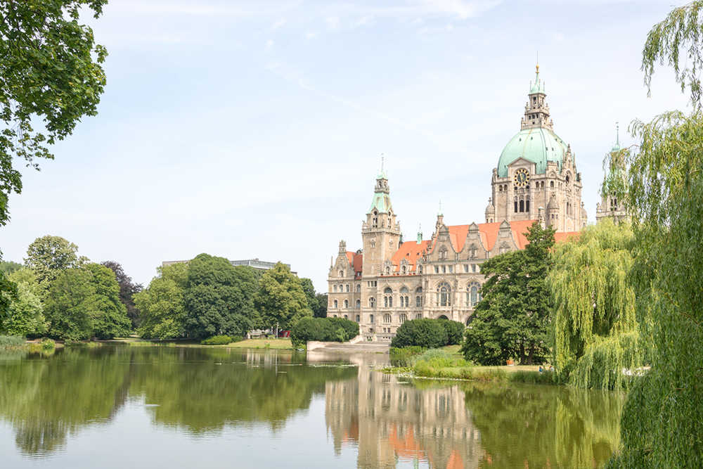 Hannover England