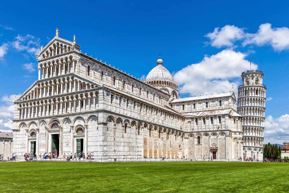 Flights Pisa - Cheap flights Pisa | CheapTickets.nl