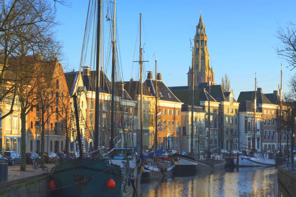 Niederlande Groningen