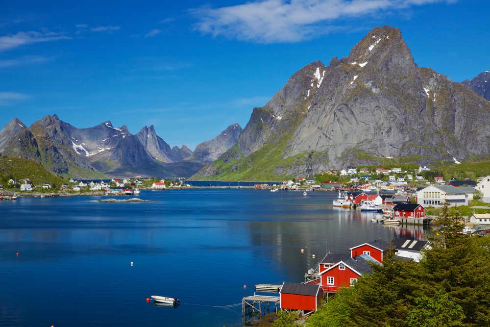 Beste Spielothek in Norwegen finden