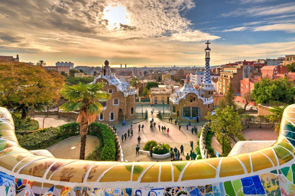 Gunstige Fluge Nach Barcelona Buchen