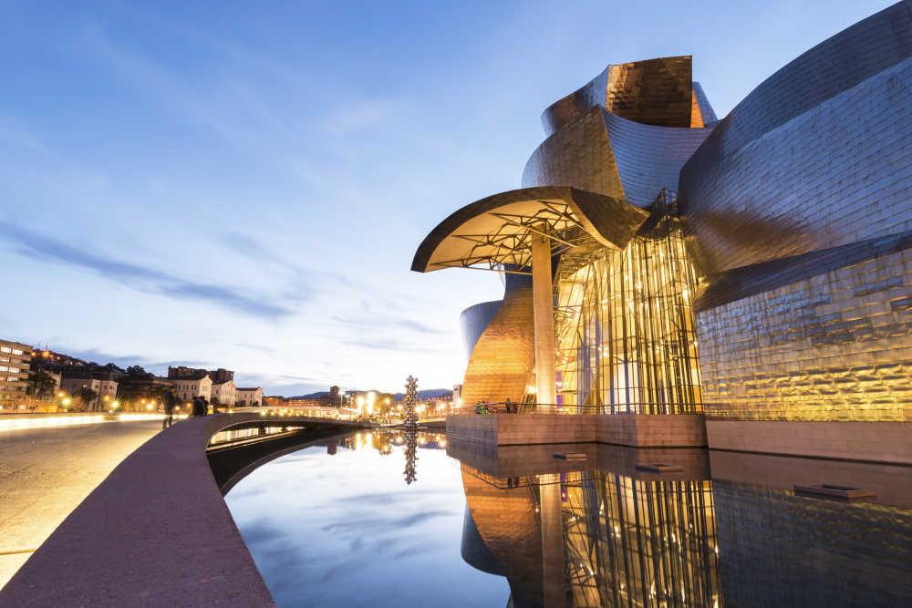 Bilbao Flug