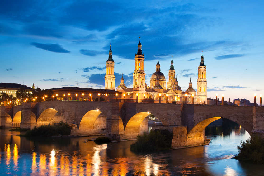 Cheap Flights to Zaragoza (ZAZ) | BudgetAir.com®