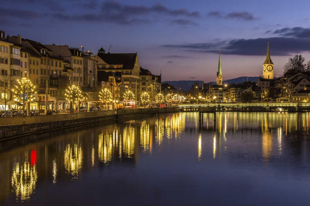 Brief Nach Zürich : Städtereisen nach zürich zrh flugladen