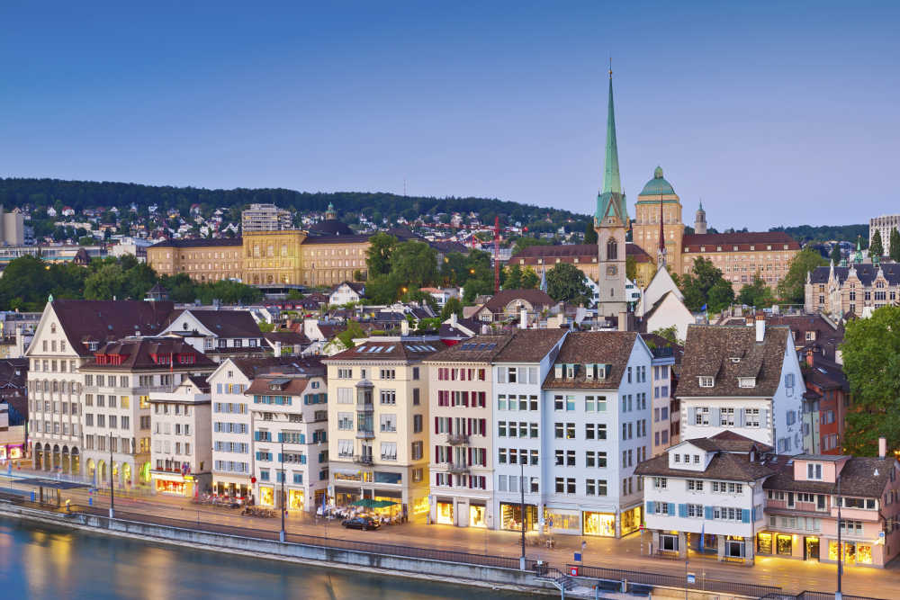 Flights Zürich - Cheap flights Zürich | CheapTickets.nl