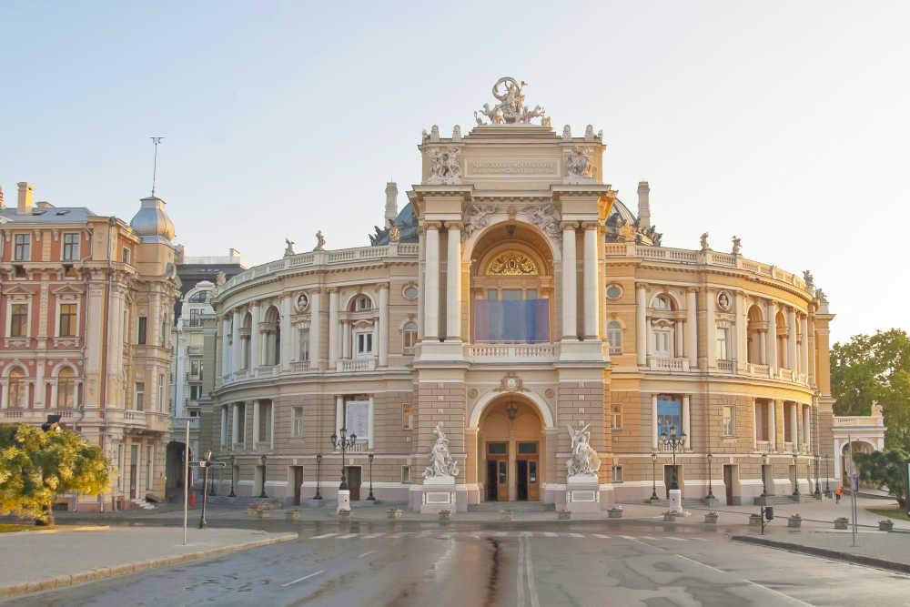 City Of Odessa Hall