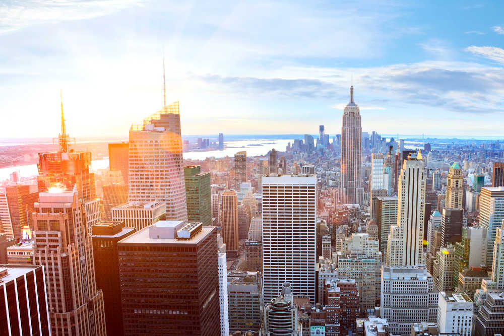 hotel new york aanbieding