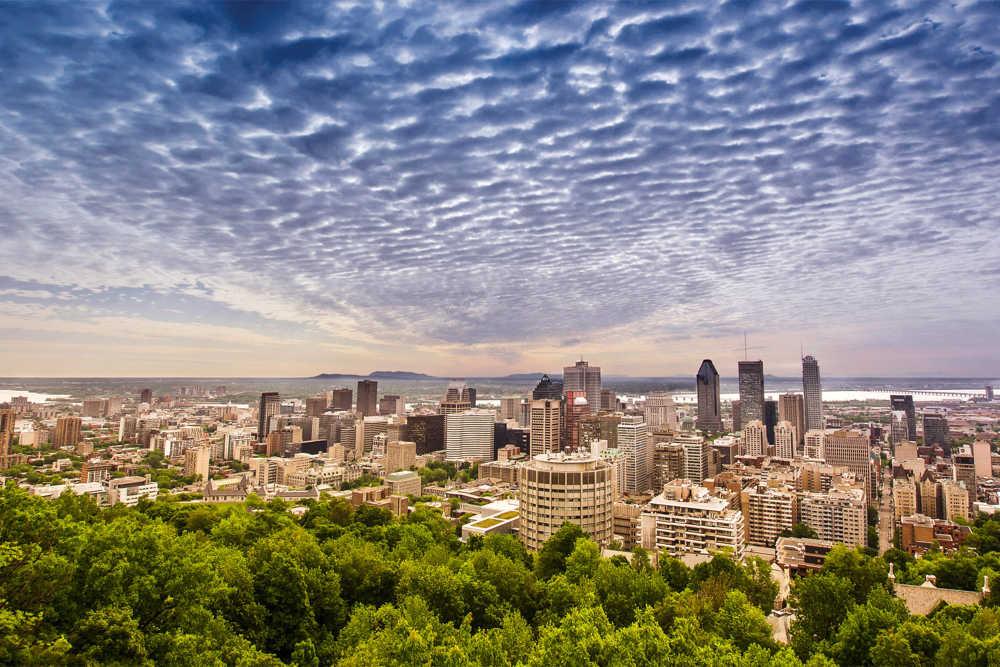 Vol Pas Cher Pour Montréal| BudgetAir.fr®