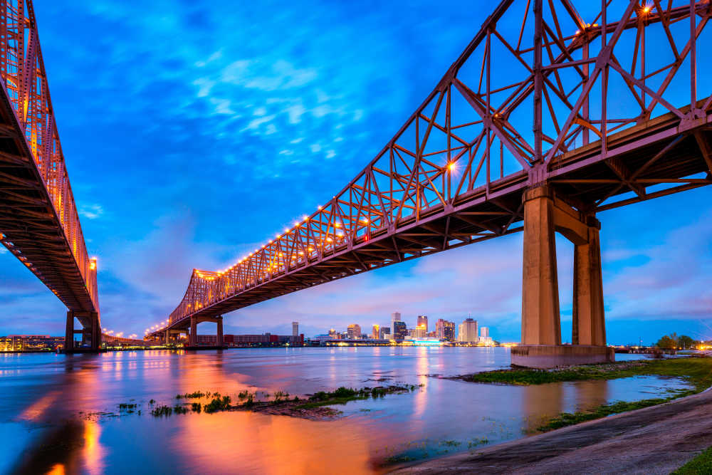 Cheap Flights To New Orleans Budgetair