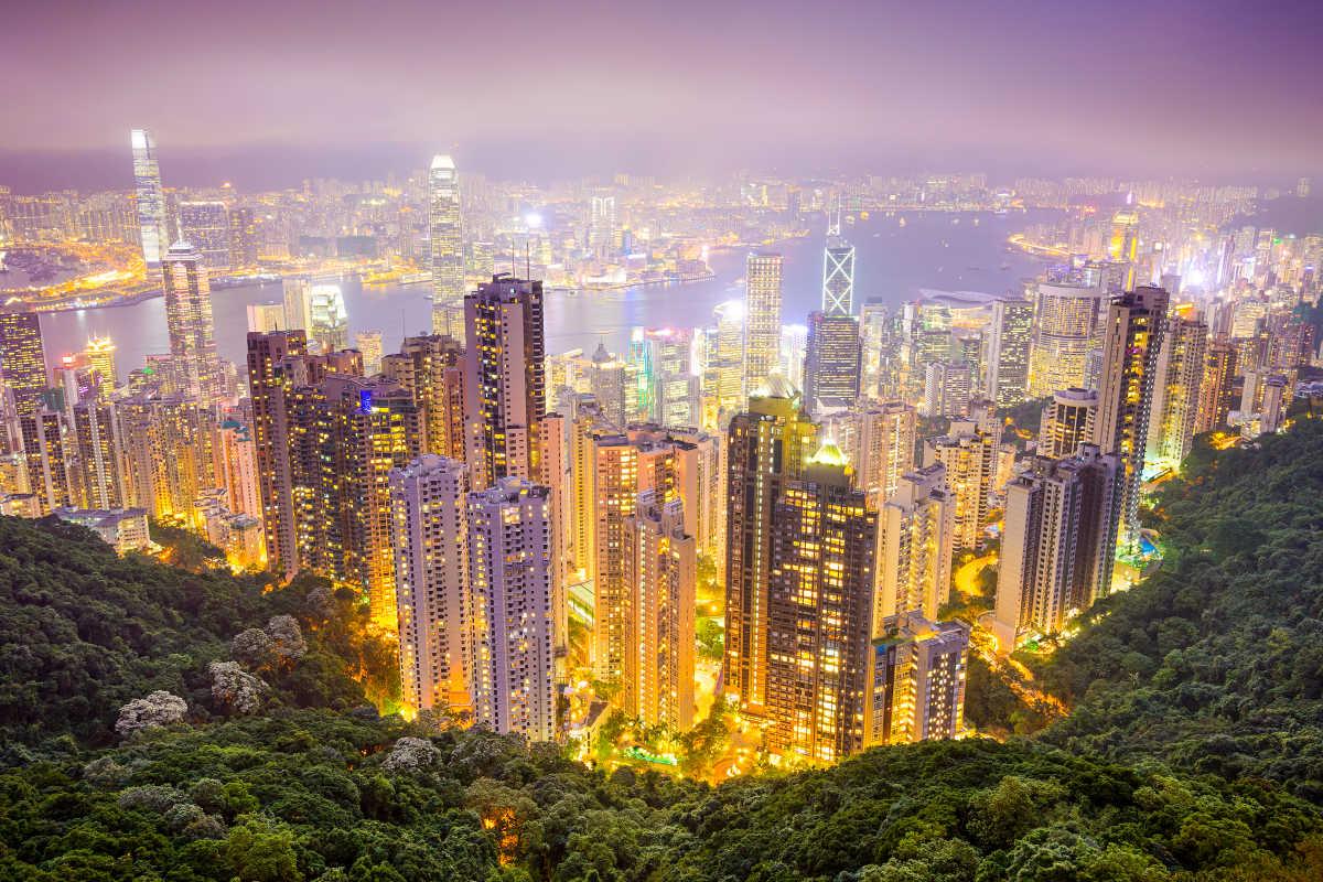 Cheap Direct Flights From Singapore To Hong Kong
