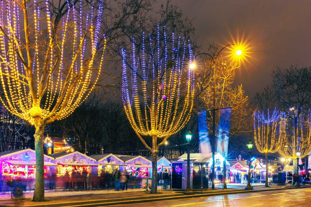 Kerstshoppen in parijs - Parijs zoet ...