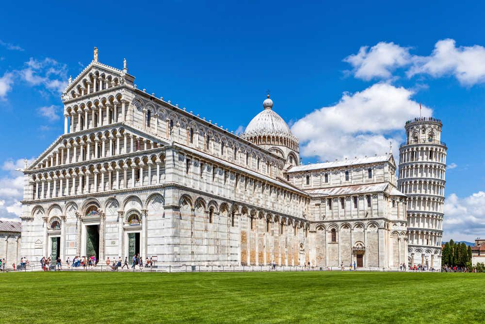 Cheap flights to Pisa | BudgetAir.co.uk