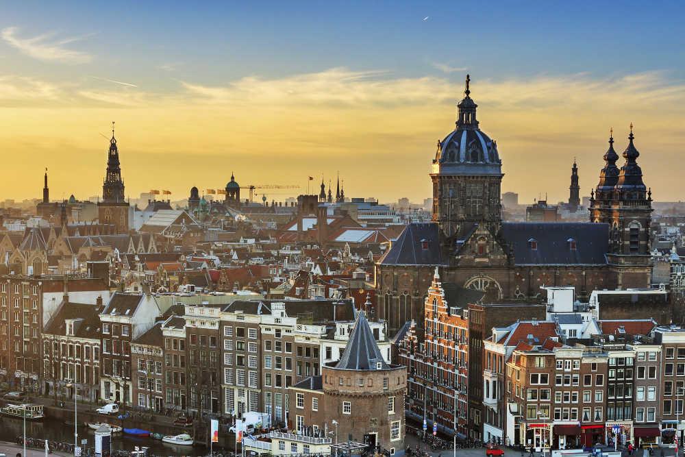 Billigfluge Nach Amsterdam
