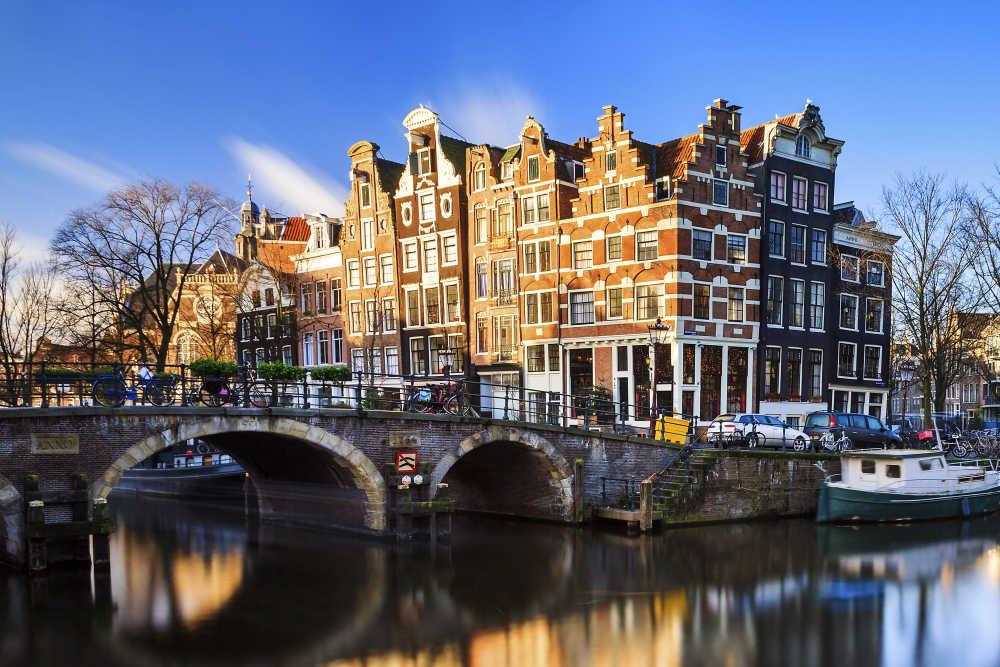 Last Minute Flug Amsterdam