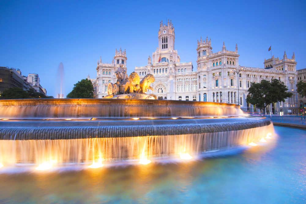 Weekend Getaway In Madrid BudgetAir Co Uk