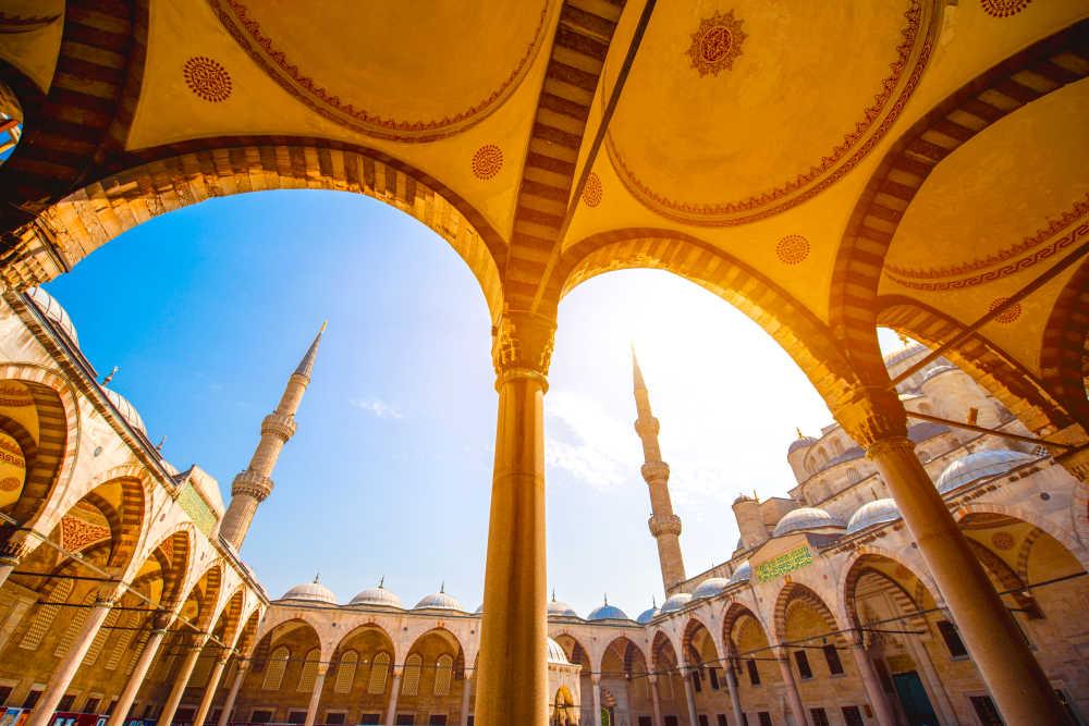 Fliegen Sie Last Minute Nach Istanbul Ab 124 Flugladende