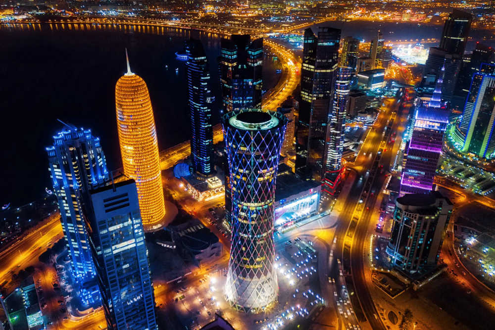 Qatar Is An Excellent Stopover Destination From The Usa To South East Asia Indian Subcontinent And Eastern Southern Africa Via Airways